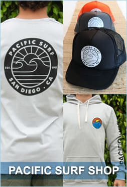 Custom surf clothing