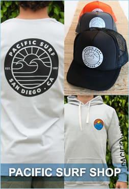 Custom surf clothing