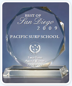 Award Winner - Pacific Surf School