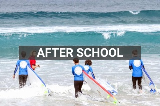 After School Surf Lessons