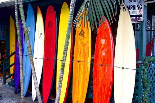 post-surf-boards